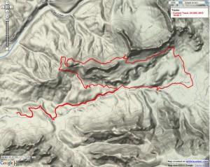 Mitten Ridge--BearPaw--Hangover