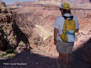 Still a long way to go to reach the Colorado River.