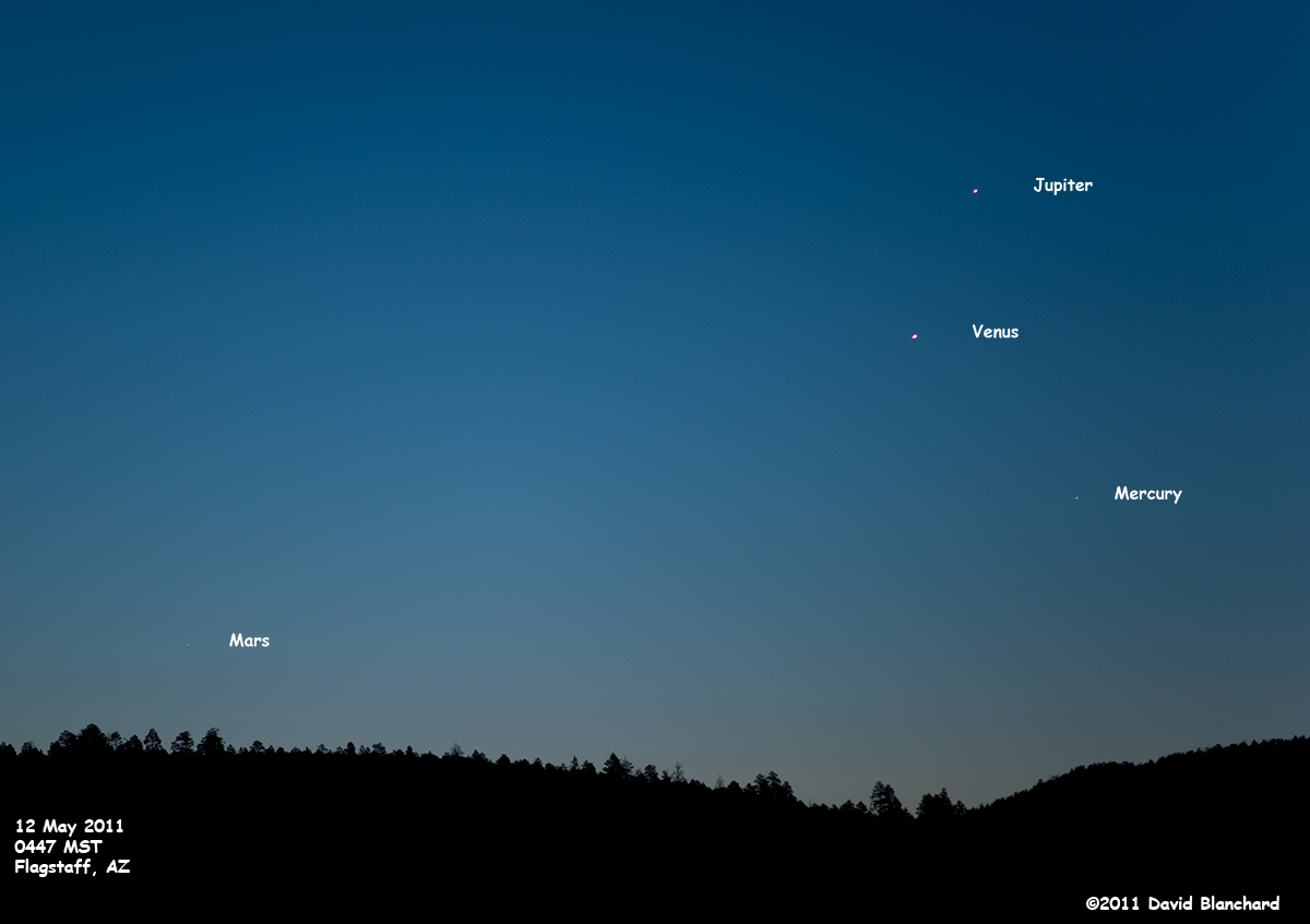 planets in sky az - photo #36