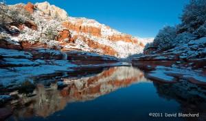 Slide Rock State Park, Oak Creek Canyon.