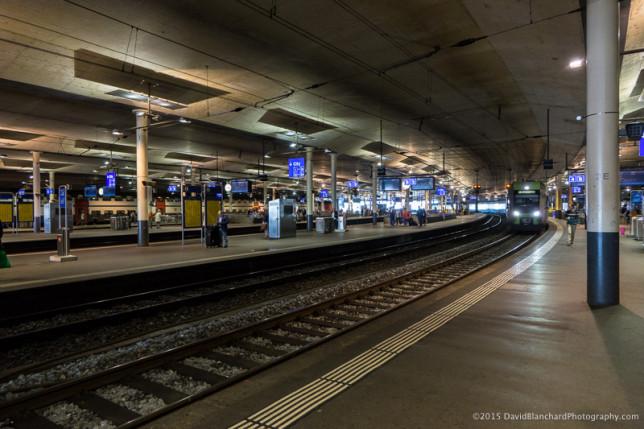 Bern Bahnhof.