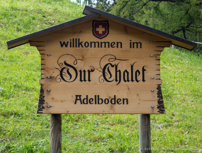 Welcome to Our Chalet.
