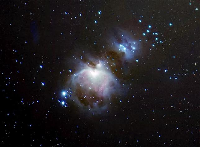 Orion Nebula —M42 (April 2016)