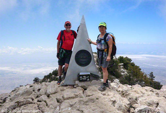 Summit–Guadalupe Peak.