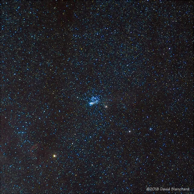 First attempt at Comet 21P/Giacobini-Zinner.