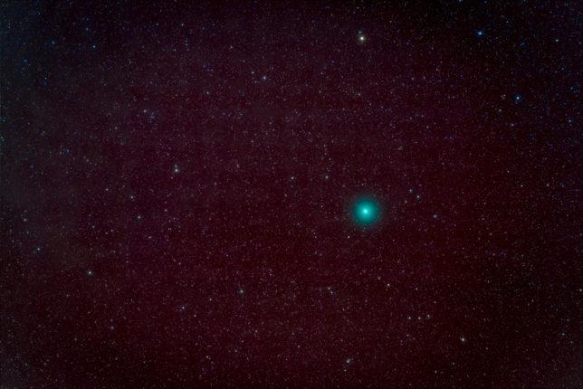 Comet 46P/Wirtanen.