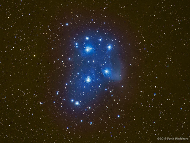 Pleiades (M45).