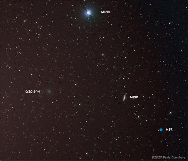 Comet C/2019 Y4 (ATLAS)