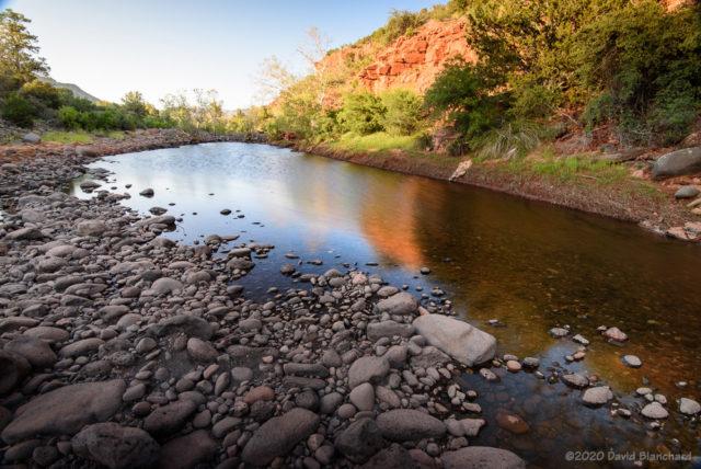 Dry Beaver Creek.