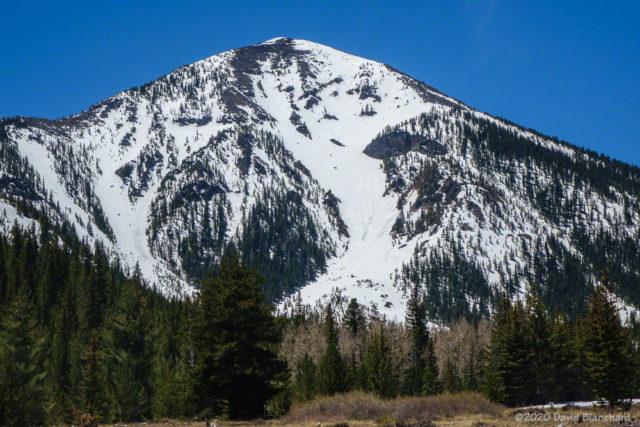 Inner Basin and Fremont Peak.